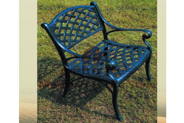 Cast Aluminium Chairs
