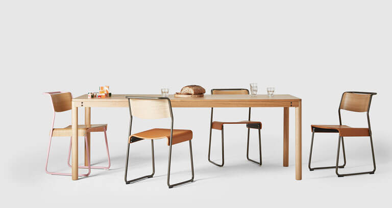ood Canteen Chair Furniture