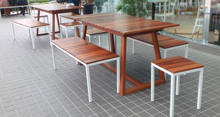 Metal Canteen Furniture