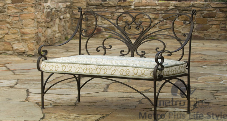 Cast Iron Chair Furniture