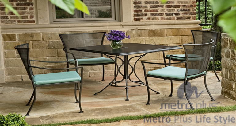 Cast Iron Sofa Set Furniture