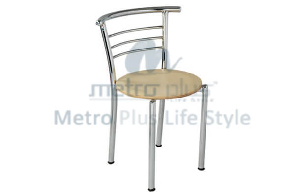 Metal Canteen Chair