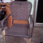 Wicker Hotel Chair Delhi India