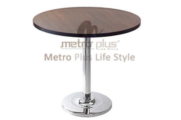 Round Restaurant Table