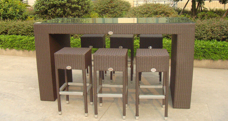 Bar Seating Outdoor