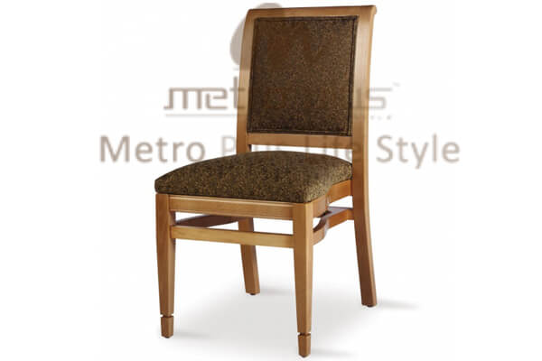Wood Banquet Chair